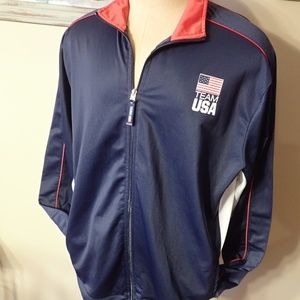 USA Team Apparel Olympic Committee Jacket NWOT